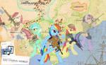 My Little Pony: Friendship is War