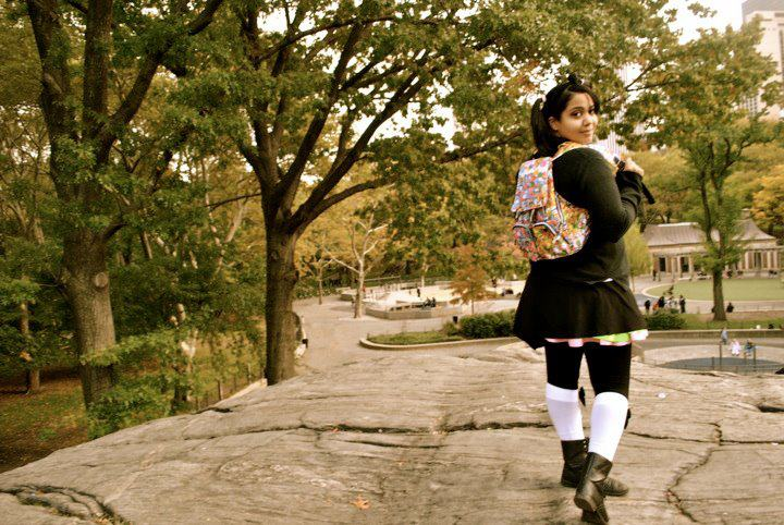 me as a harajuku girl by ZeeCloud9