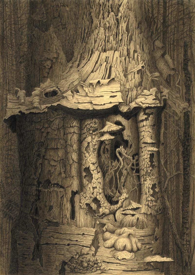Flesh from the flesh by AldemButcher