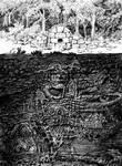 Dolmen - rasterized
