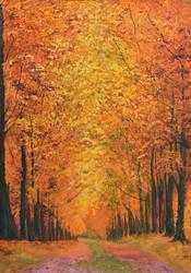 Magestic Autumn by CalciteMink1610