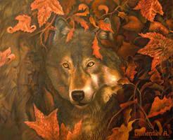 Wolf's Soul Autumn