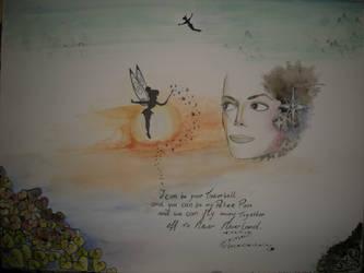 I believe in Neverland by MJart7