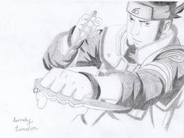 Asuma Sarutobi by Dragonfly224