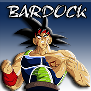 Bardock Looking Up Icon by Dragonfly224