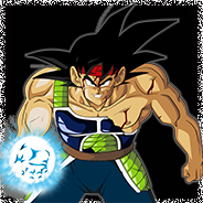 Bardock's Final Blast Icon by Dragonfly224