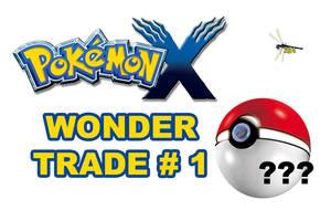 Pokemon X Wonder Trade THUMBNAIL by Dragonfly224