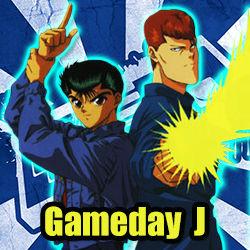 GAMEDAY J's Google+ Icon