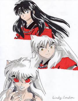 InuYasha Transformations