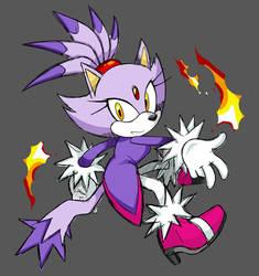 Flame Princess!