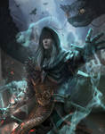 Diablo - Necromancer Rathma
