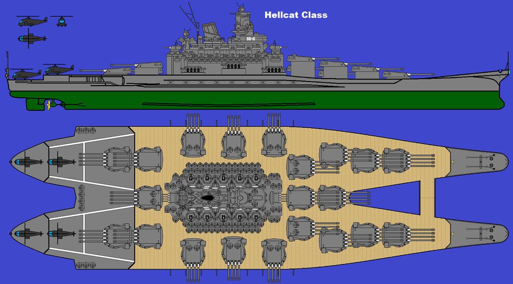 Hellcat class battleship blueprints by seigedancer on deviantart hellcat class battleship blueprints by seigedancer malvernweather Images