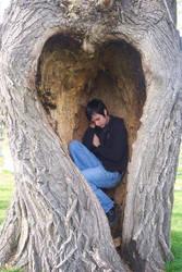 Peter tree Serie 4 by CosmiksquirelSTOCK