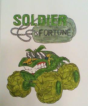Soldier Fortune Truckin Pals