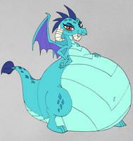 Heavy Bottom Dragon Lord Ember