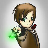 I AM THE DOCTOR by kyrielxx