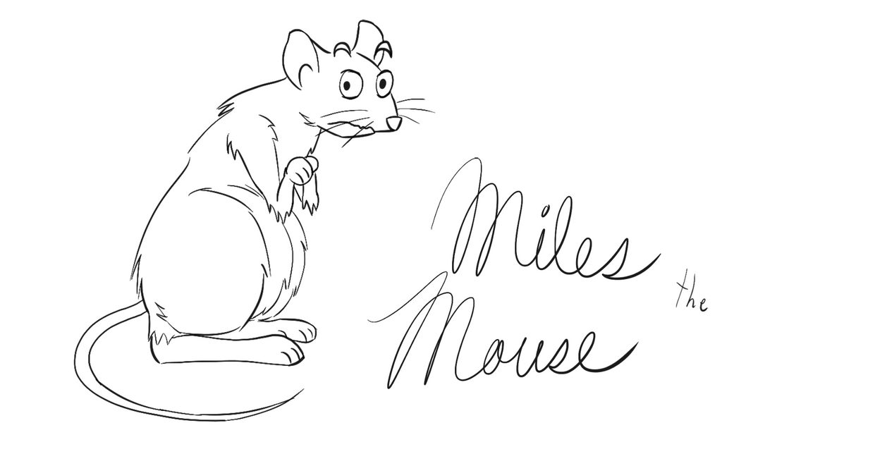 Miles the Mouse by Charley1925