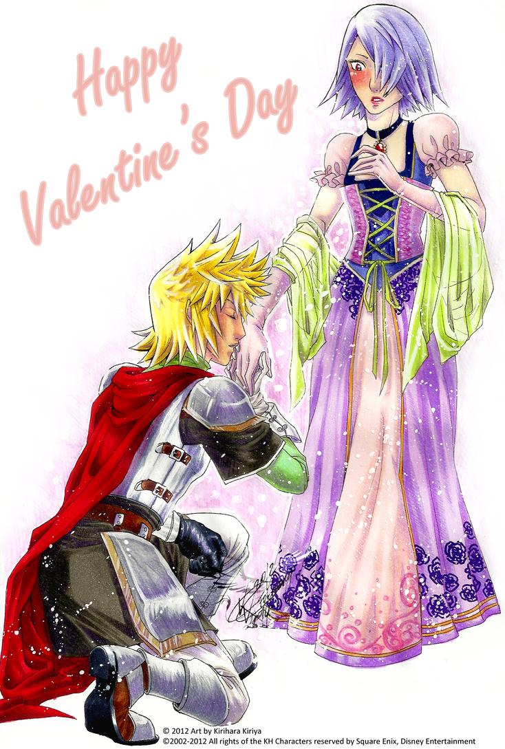 Let me be your knight tonight by Kiriya-Kirihara