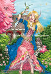Shin Saga Elana Poster