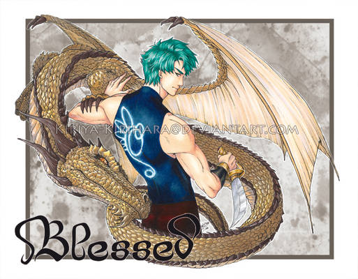 Blessed Cover Vol.1