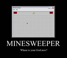 MINESWEEPER by John945