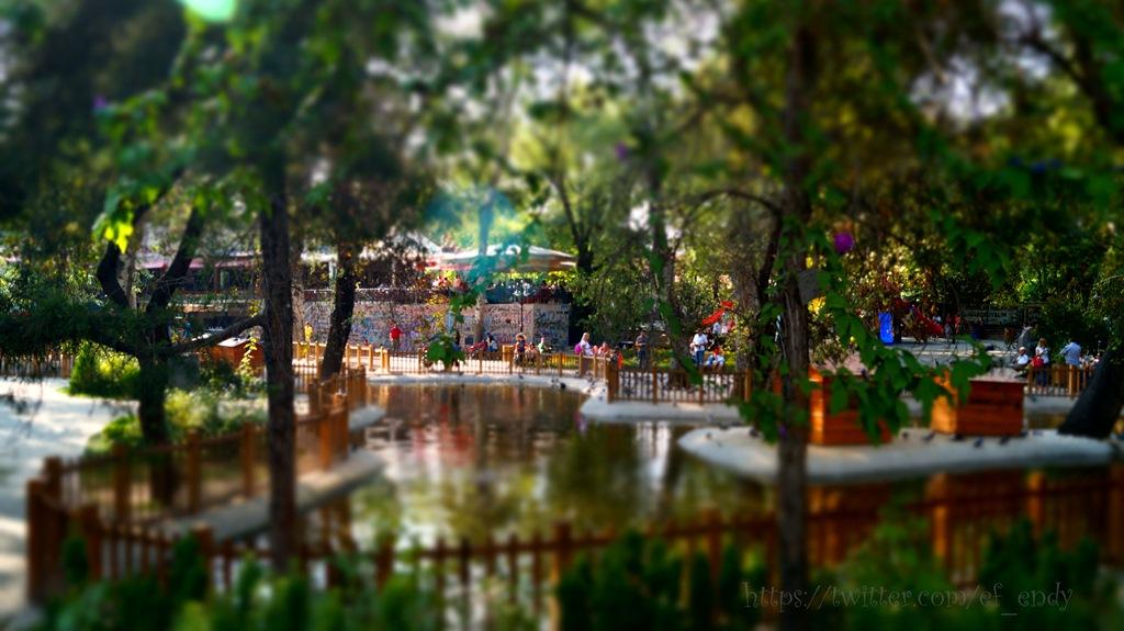 Kugulu Park by zekirge