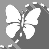 classic logo long shadow edition