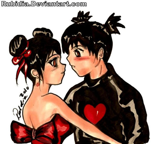 Garu X Pucca by Rubidia on DeviantArt