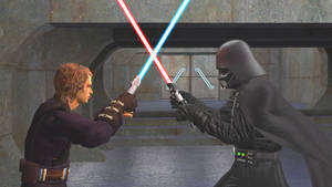 Anakin Skywalker vs Darth Vader: I am your Future by kongzillarex619