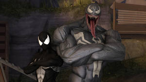 Symbiote Brothers