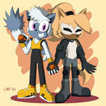 Tangle and Whisper