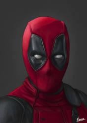 Deadpool FanArt by Russtiel
