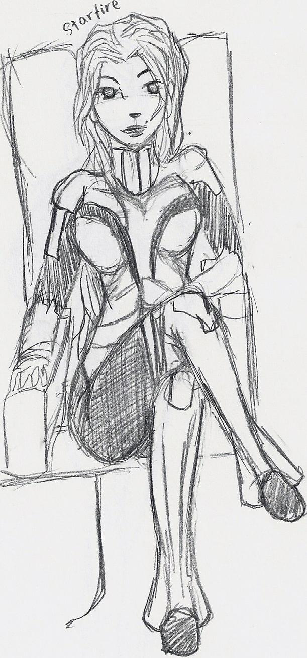 Commander Kory by SilverxStarxDragon