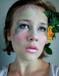 fairy makeup by habbia