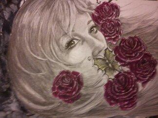 flowergirl by habbia