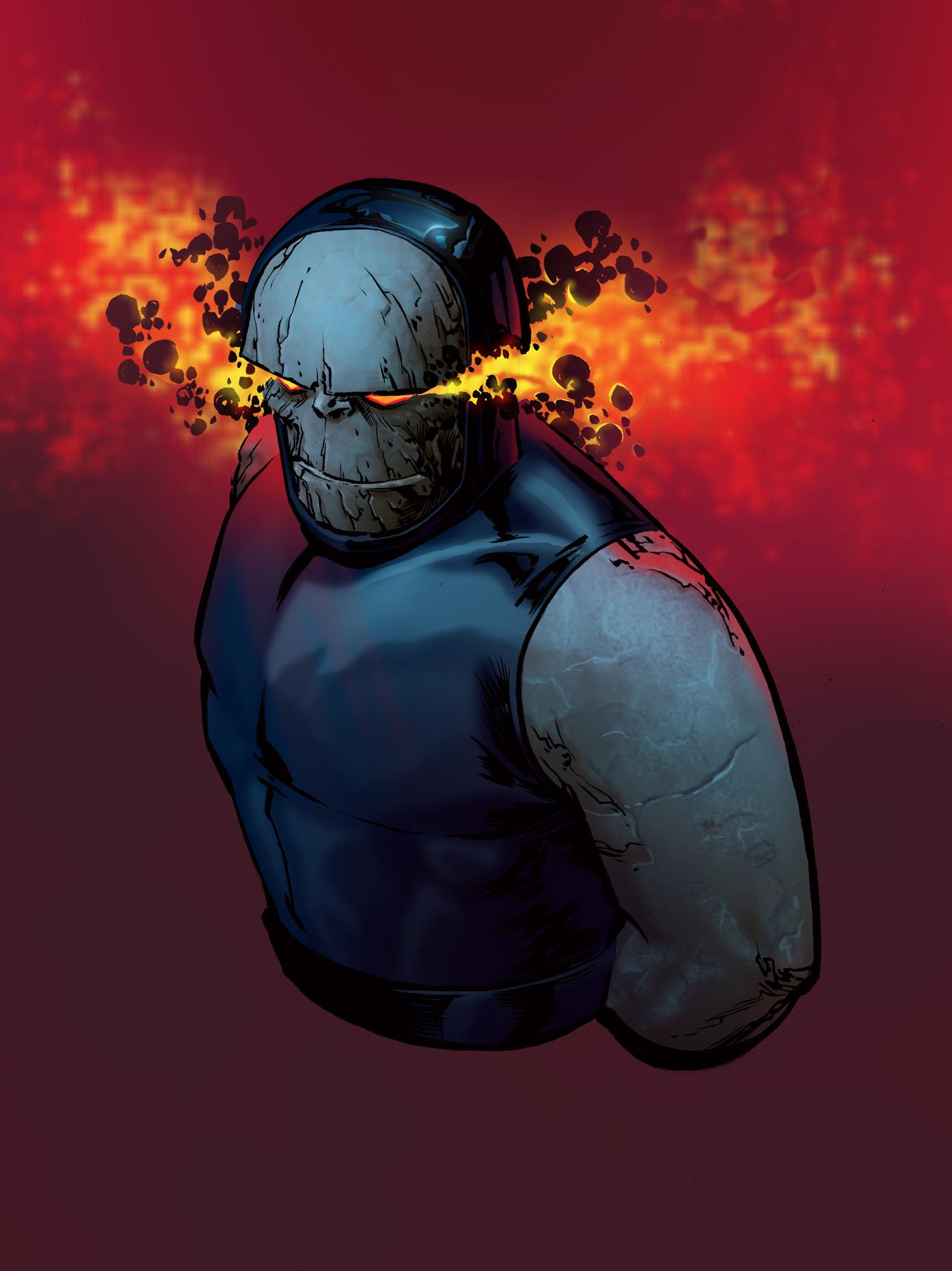 Darkseid by TomRaney