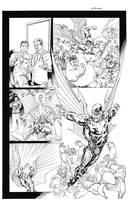Archangel Origin by TomRaney