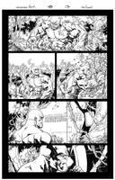Incredible Hulk #10  pg 3 by TomRaney