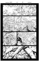 Incredible Hulk #10  pg 2 by TomRaney