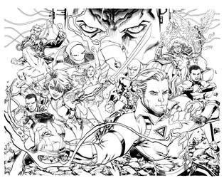 WS.Stormwatch.anniversary.ink by TomRaney