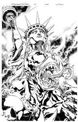 Captain America.Steve Rogers.cvr.13 by TomRaney
