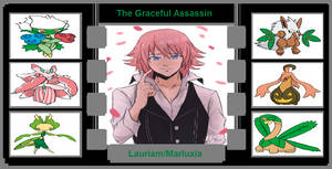 Lauriam's KH III Trainer Card