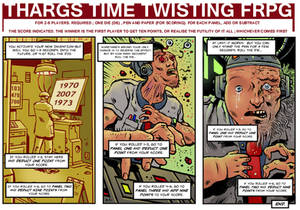 Thargs Time Twisting FRPG!
