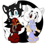 Yin and Yang~ADOPT~ PRICE LOWERED (On HOLD)