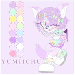 DreamyPastels-Custom Adopt by Yumiichu