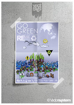 go.green.poster