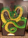 Rock the Dragon! - Shenron the God Dragon