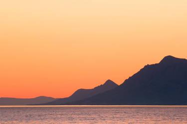 West view from Makarska