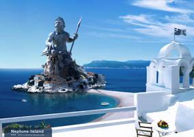 Neptune Island by slempens