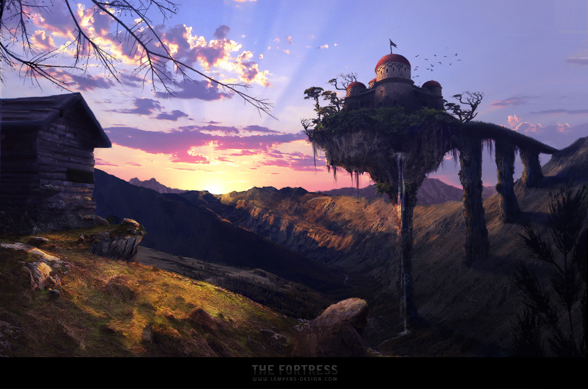 The Fortress by slempens